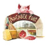 November... Porcando