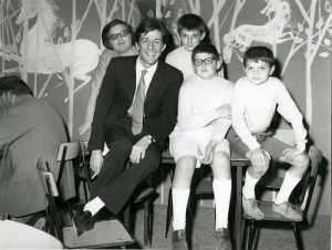 I fratelli Spigaroli, Mamma Enrica e Giorgio Gaber